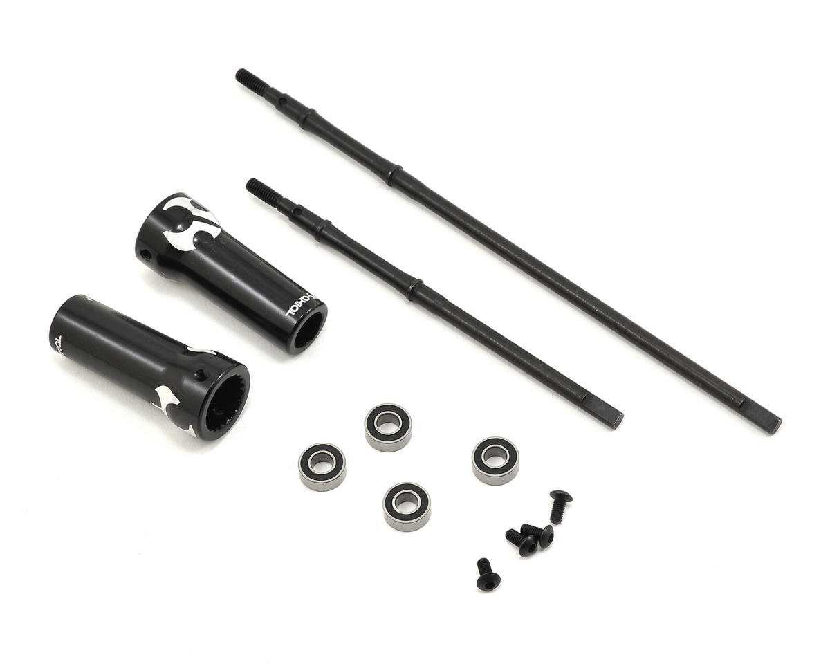 AR60 OCP Full Width Axle Adapter Set by Axial