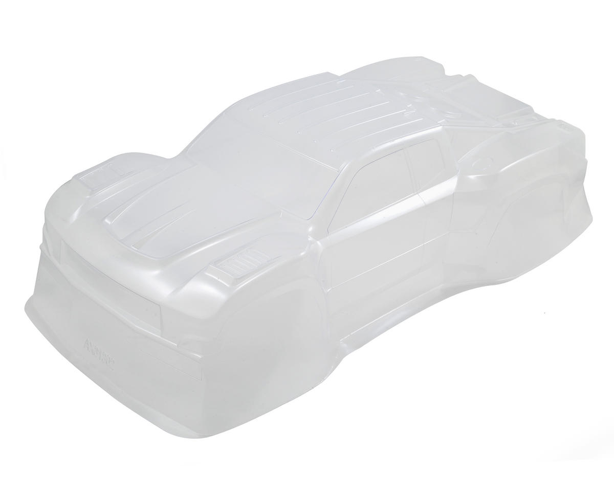 "Axial Racing TT-380 SCORE .040"" Trophy Truck Body (Clear)"
