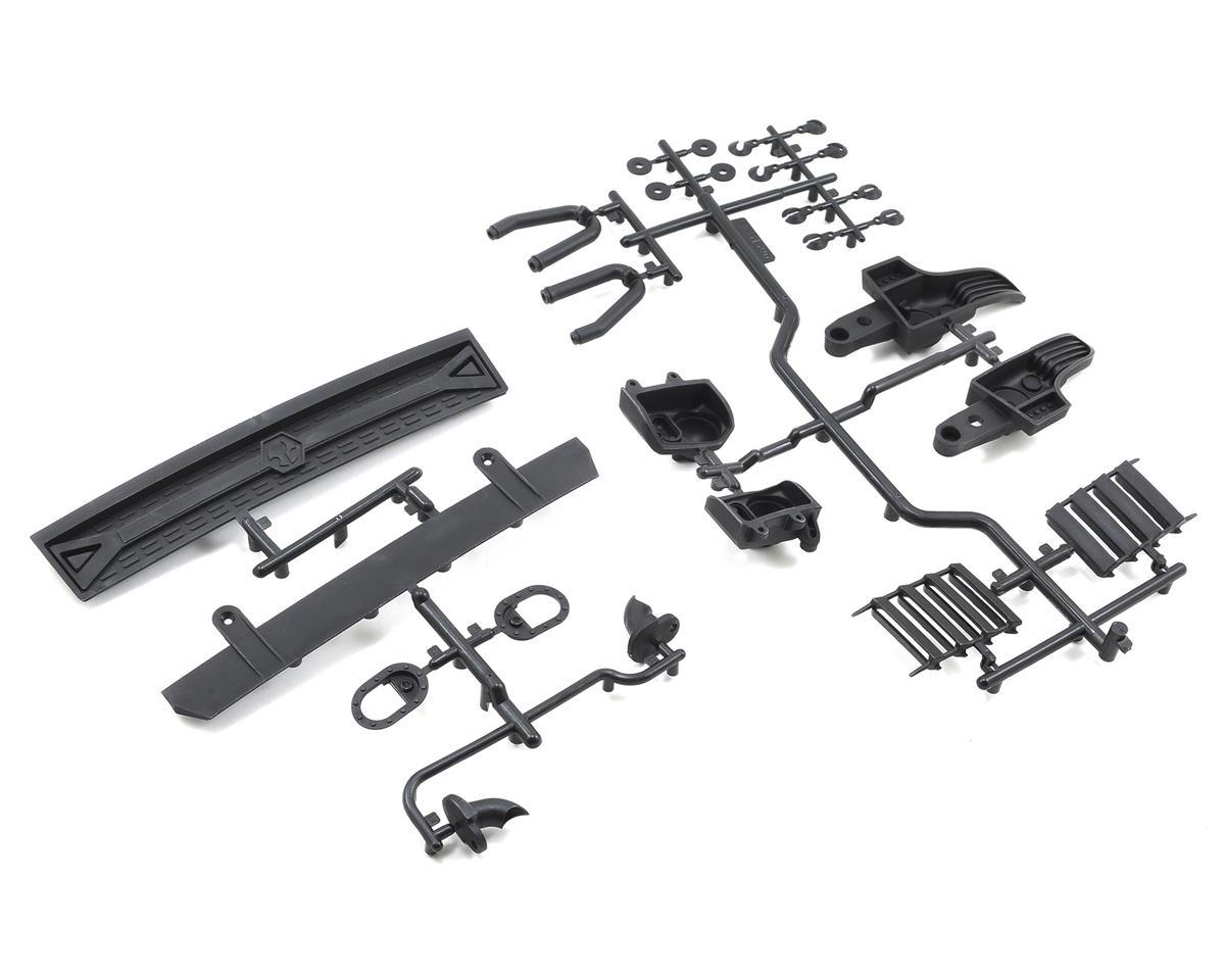 Axial Racing TT-380 SCORE Trophy Truck Grille & Body Details