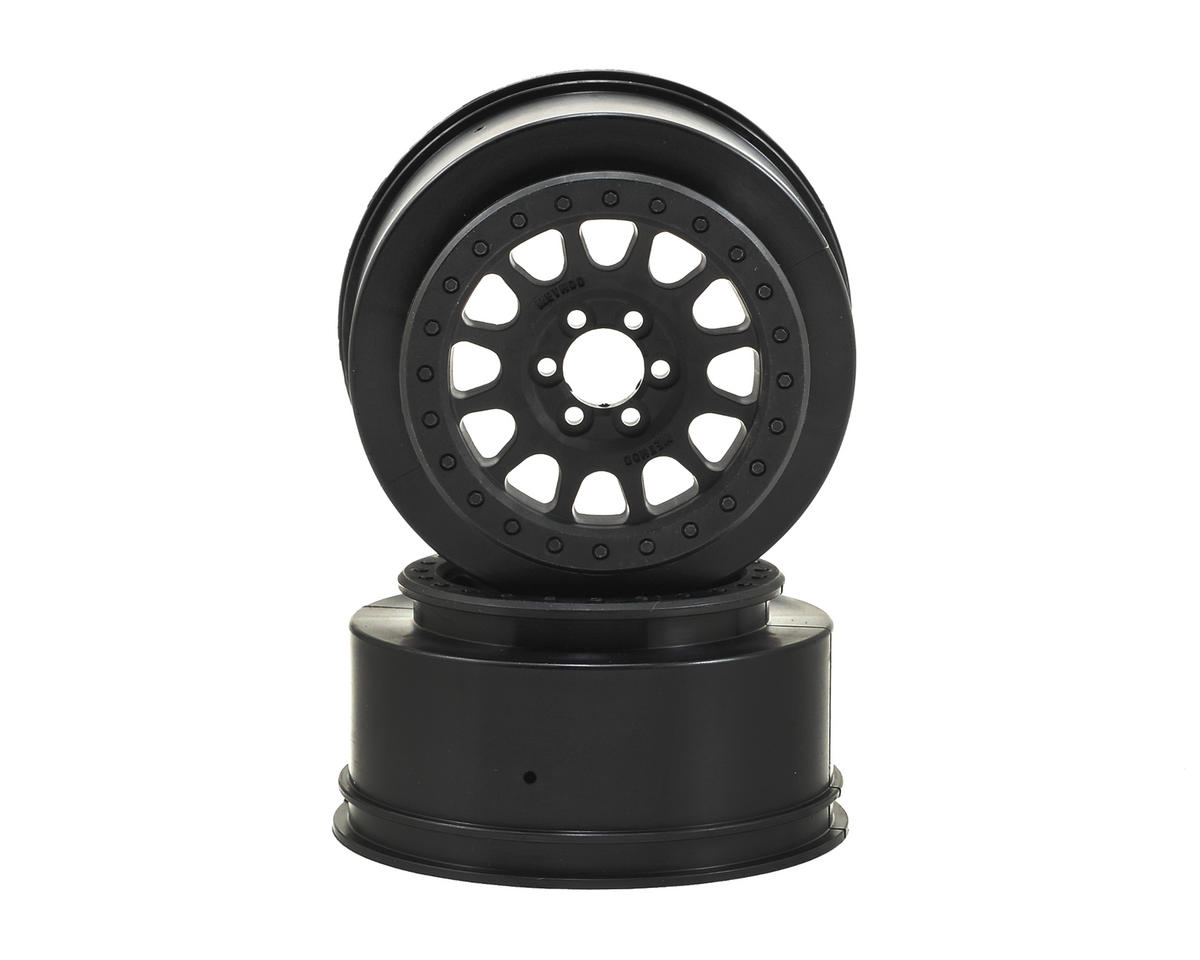 Yeti SCORE Trophy Truck Method 105 Wheels (Black) (2) by Axial