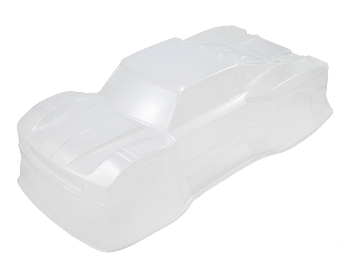 "Axial Racing TT-380 SCORE .040"" Retro Trophy Truck Body (Clear)"
