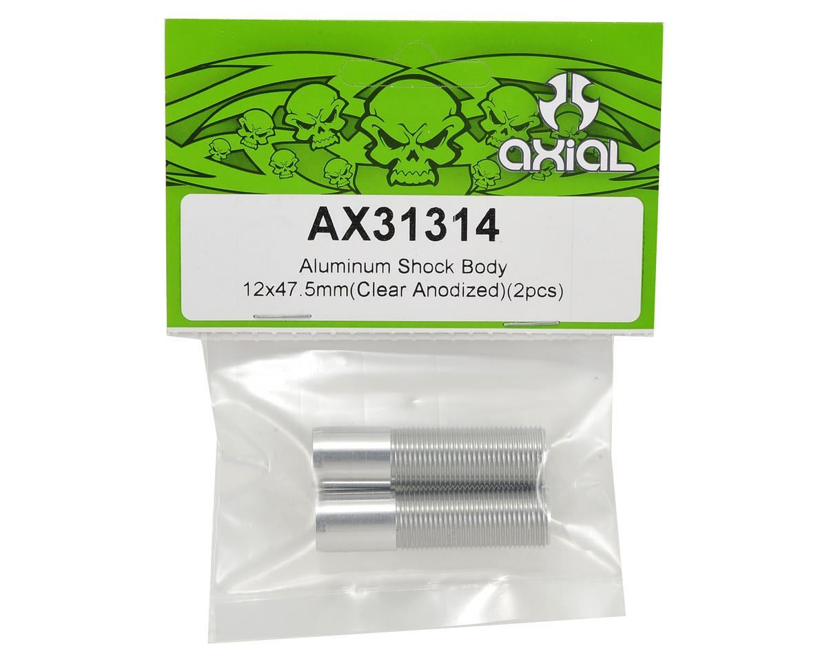 Axial Racing 12x47.5mm Aluminum Shock Body (2)