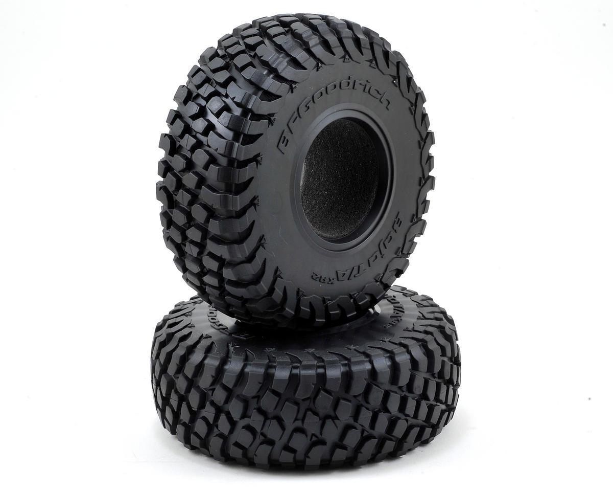 "Axial Racing BFGoodrich Baja T/A KR2 2.2"" Crawler Tires (2) (R35)"