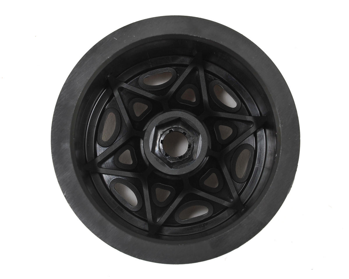 "Axial Walker Evans 2.2"" Rock Crawler Wheels (2) (Black)"