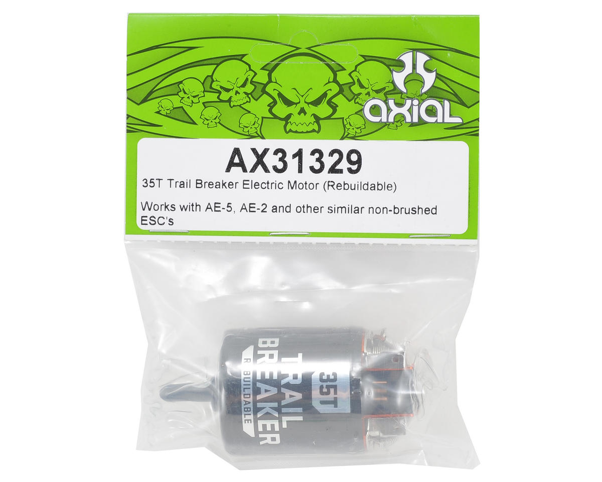 Axial Racing Trail Breaker Rebuildable Electric Motor (35T)