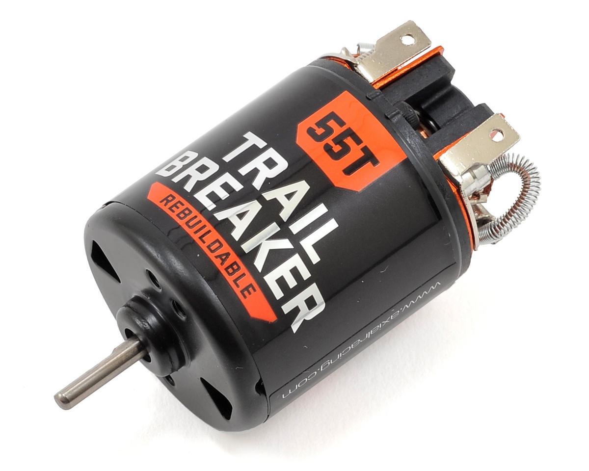 Trail Breaker Rebuildable Electric Motor (55T) by Axial AX10 Racing