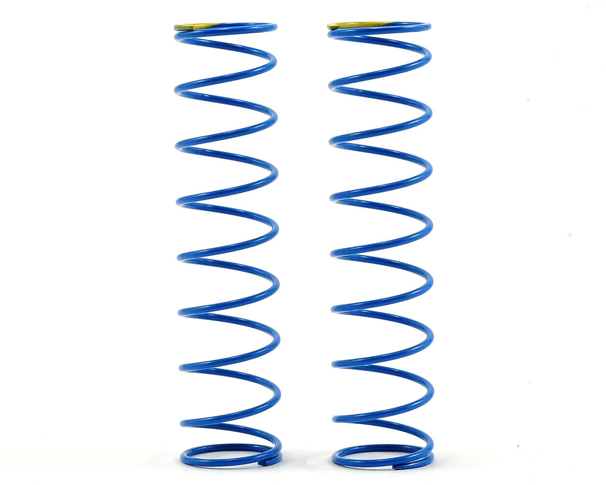 Axial Racing Blue Shock Spring (2) (Yellow - 3.27lb)