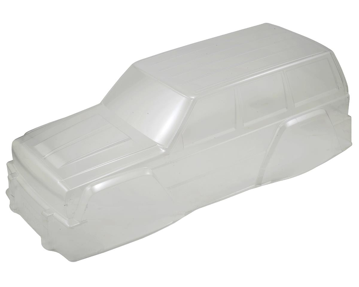 "Complete .040"" 2000 Jeep Cherokee Body (Clear) by Axial"