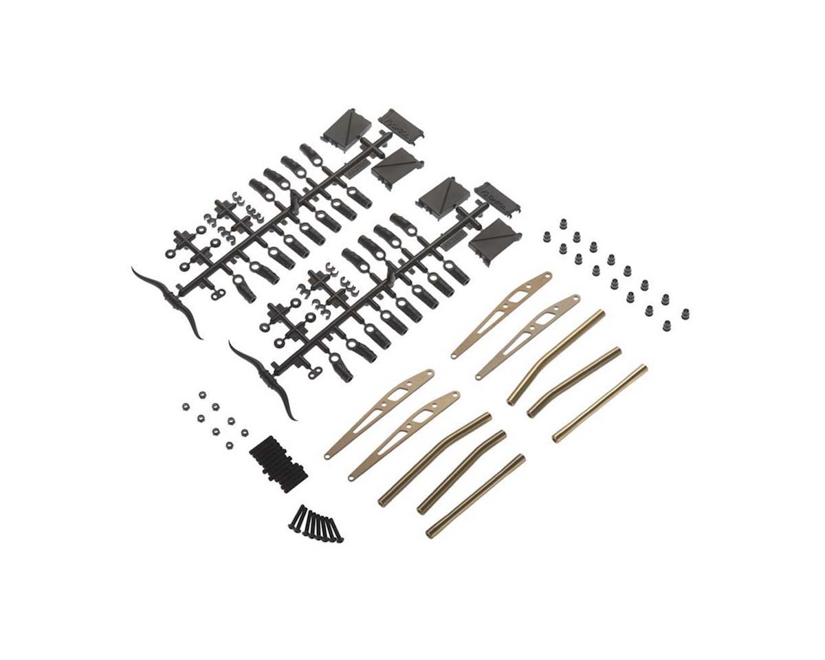 Axial AX31340 Front Aluminum Links Set RR10