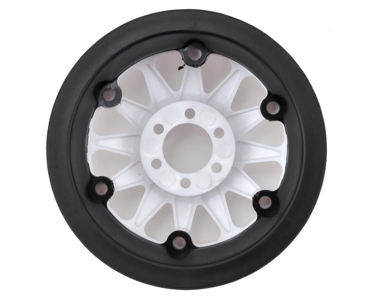 "Axial Racing Method IFD 2.2"" Rock Crawler Wheels (2) (White)"
