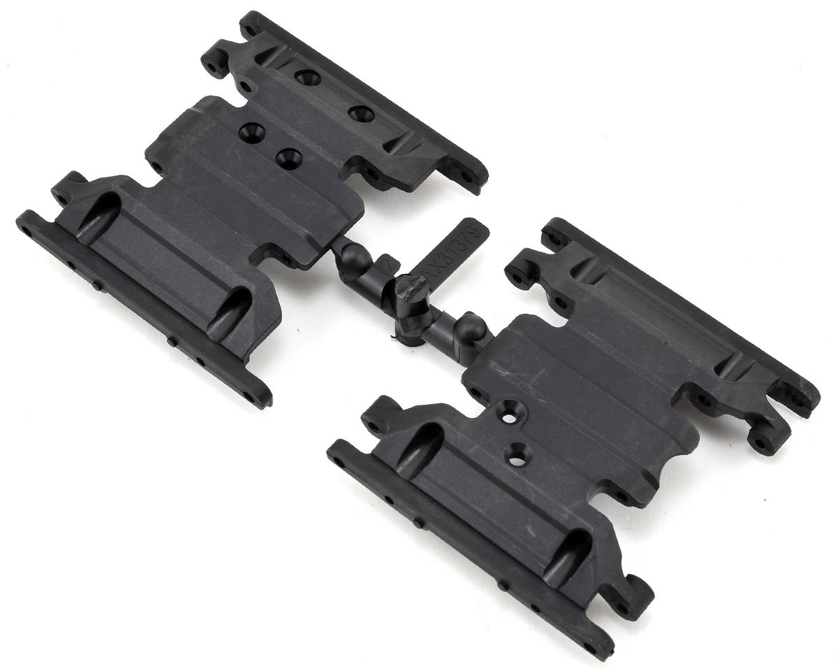 SCX10 II Skid Plates by Axial Racing