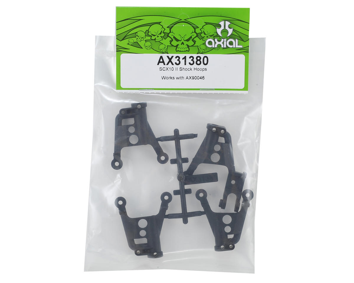 Axial Racing SCX10 II Shock Hoops