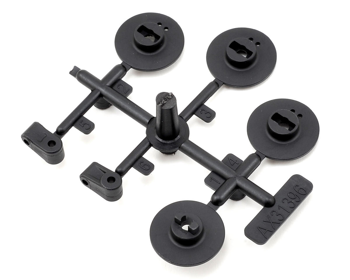 Axial Racing SCX10 II Winch Spool & Servo Mounts