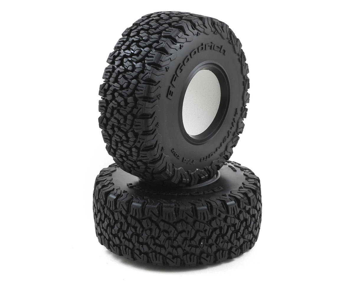 "1.9"" BFGoodrich All-Terrain T/A KO2 Crawler Tire (2) by Axial"