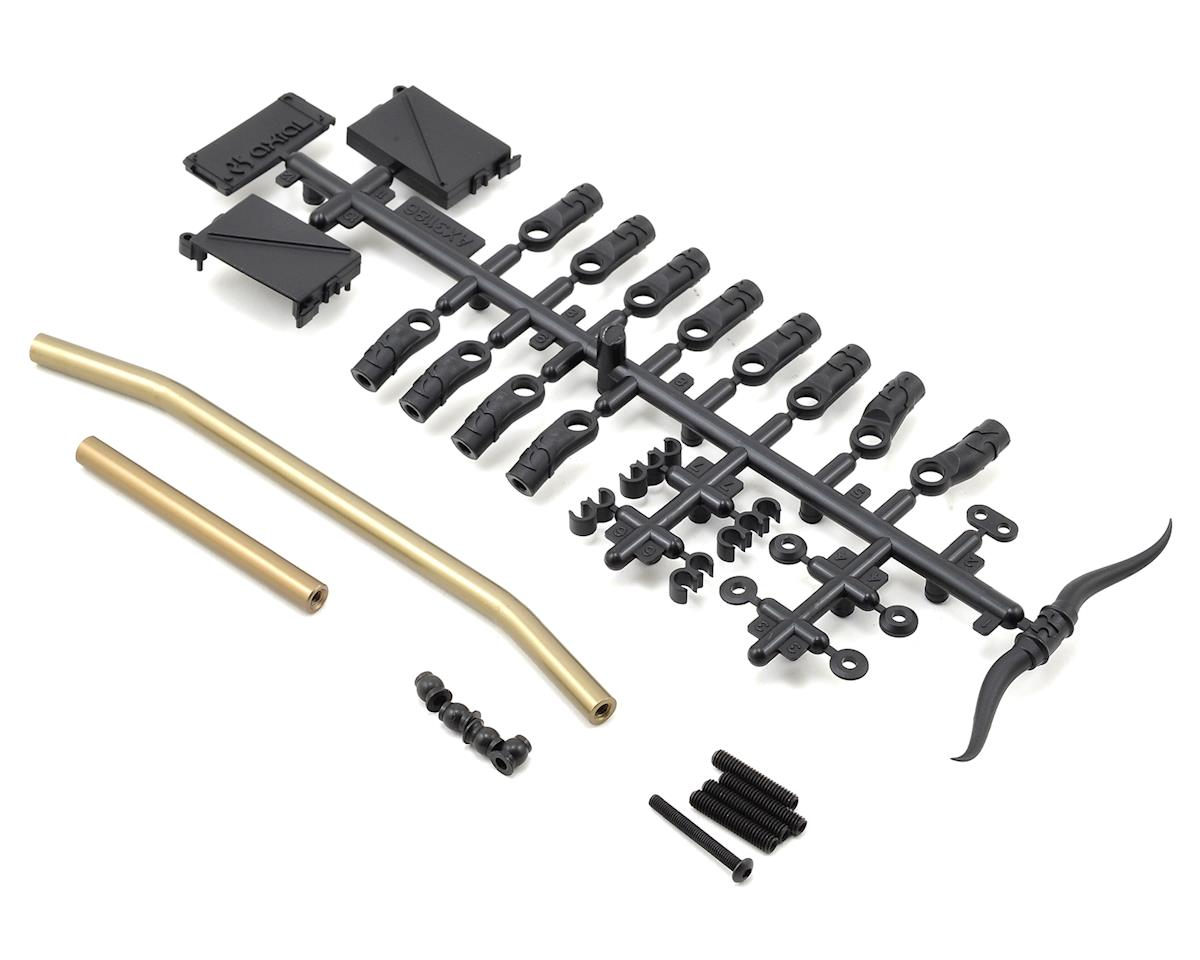 AR60 Aluminum Steering Upgrade Kit by Axial