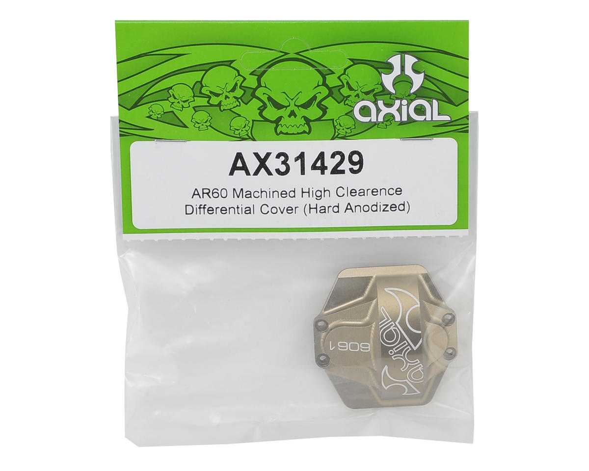 Axial Racing AR60 Aluminum High Clearance Differential Cover