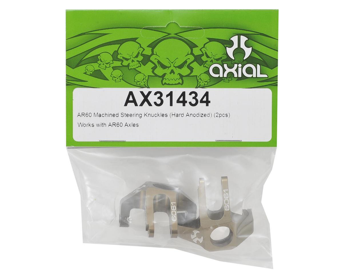 Axial AR60 Aluminum Steering Knuckles (2)