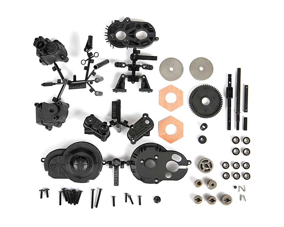 SCX10 II Kit Complete Transmission Set