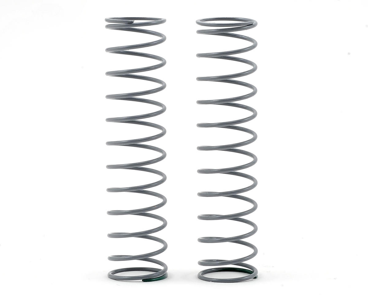 Axial Racing 12.5x60mm Shock Spring Set (Green -1.70lbs/in) (2)