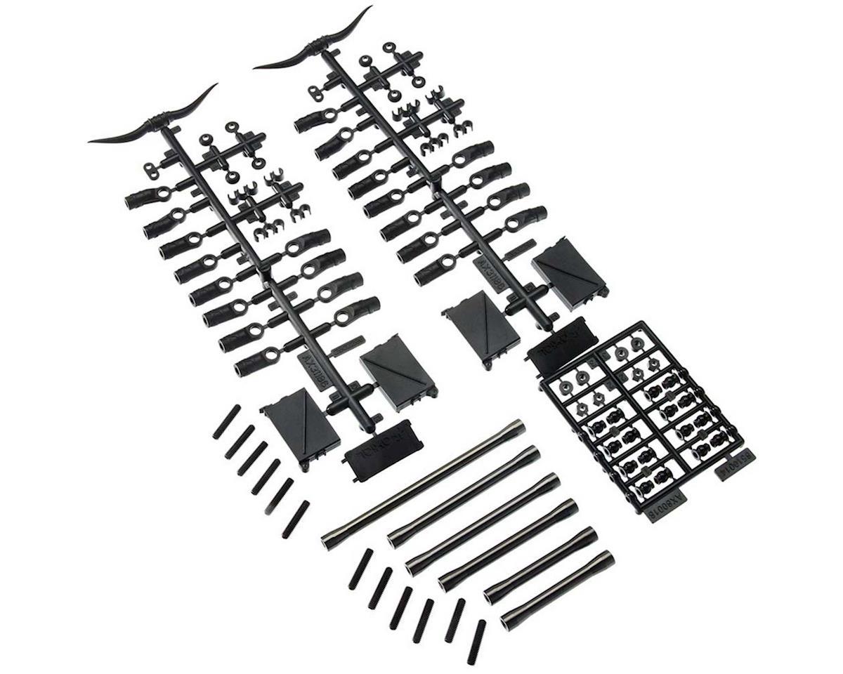 Axial Front Link Set Aluminum SCX10 II