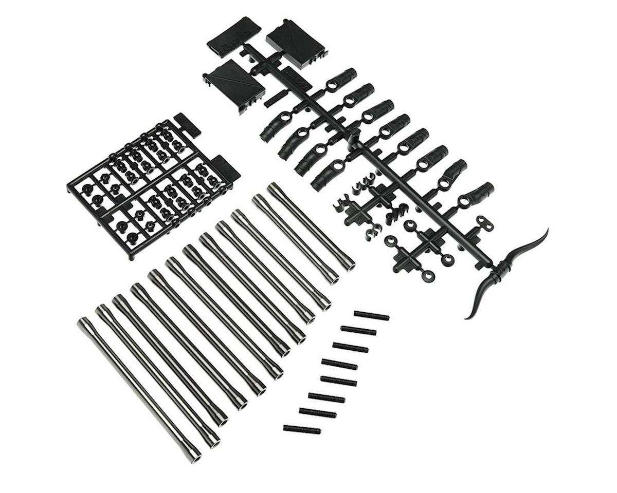 Axial AX31466 Rear Link Set Aluminum 80/94/101.5mm SCX10 II