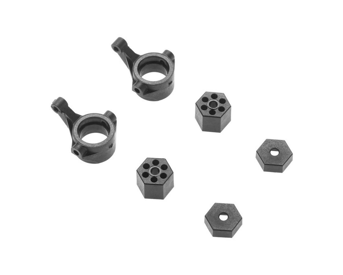 Axial 1/18 Yeti Jr Steering Knuckle Set