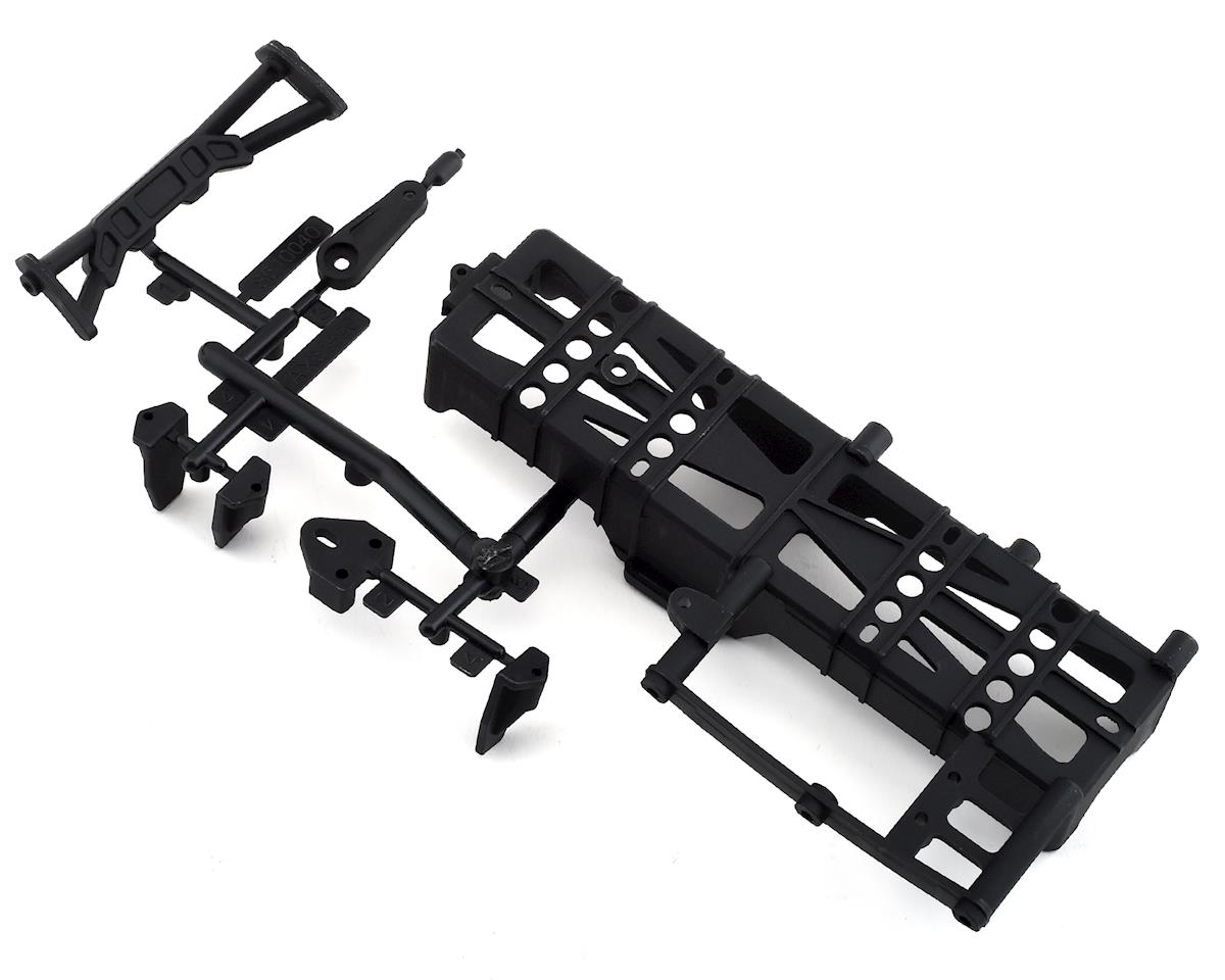 Axial SCX10 II Battery Tray Servo Mount Set