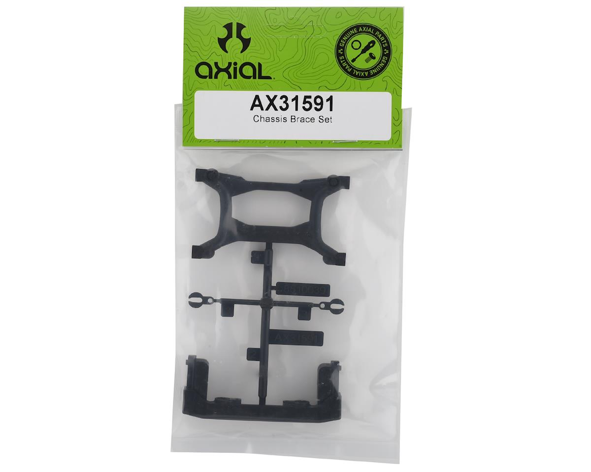 Axial SCX10 II Chassis Brace Set
