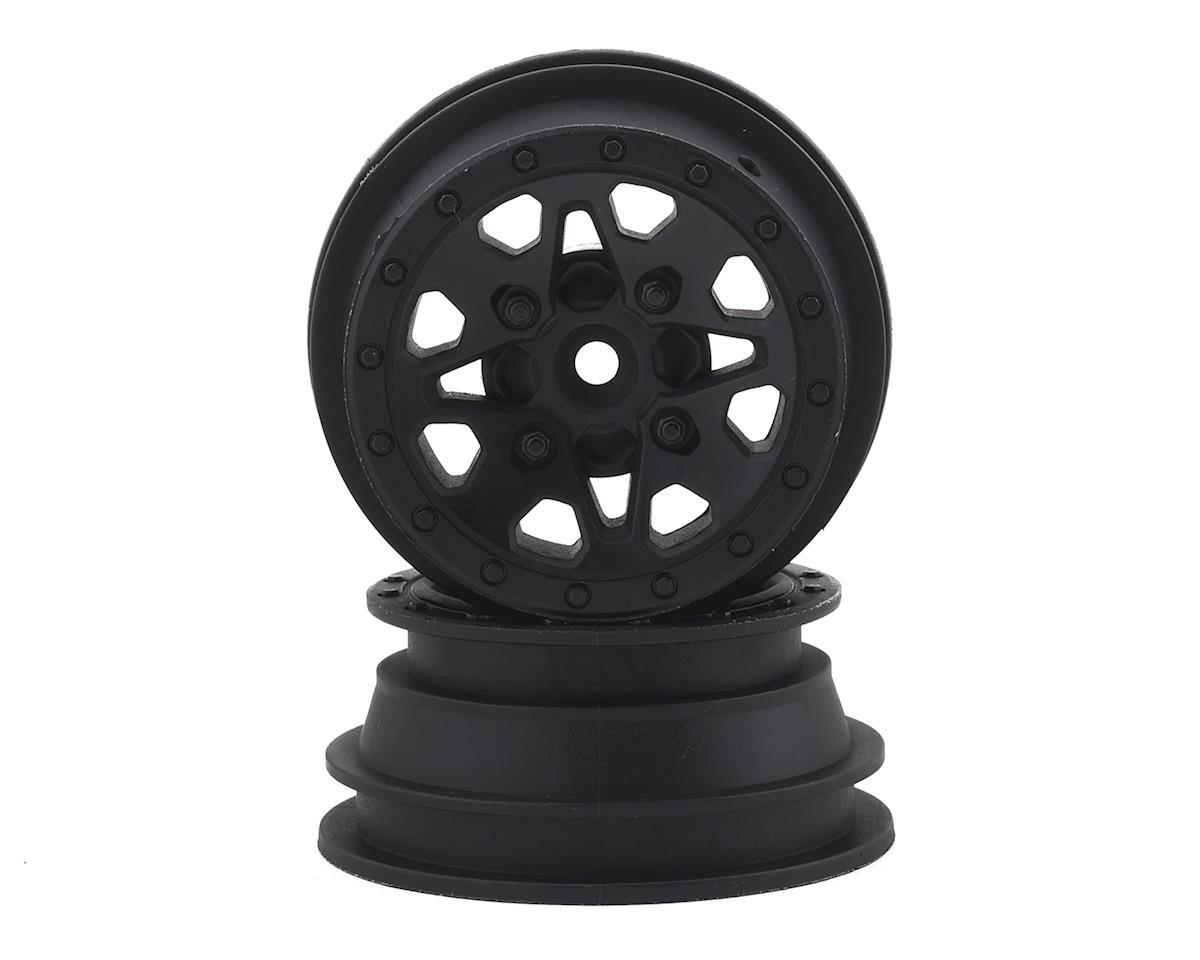 Axial 1/18 Yeti Jr Can-Am X3 Wheel (Black) (2)