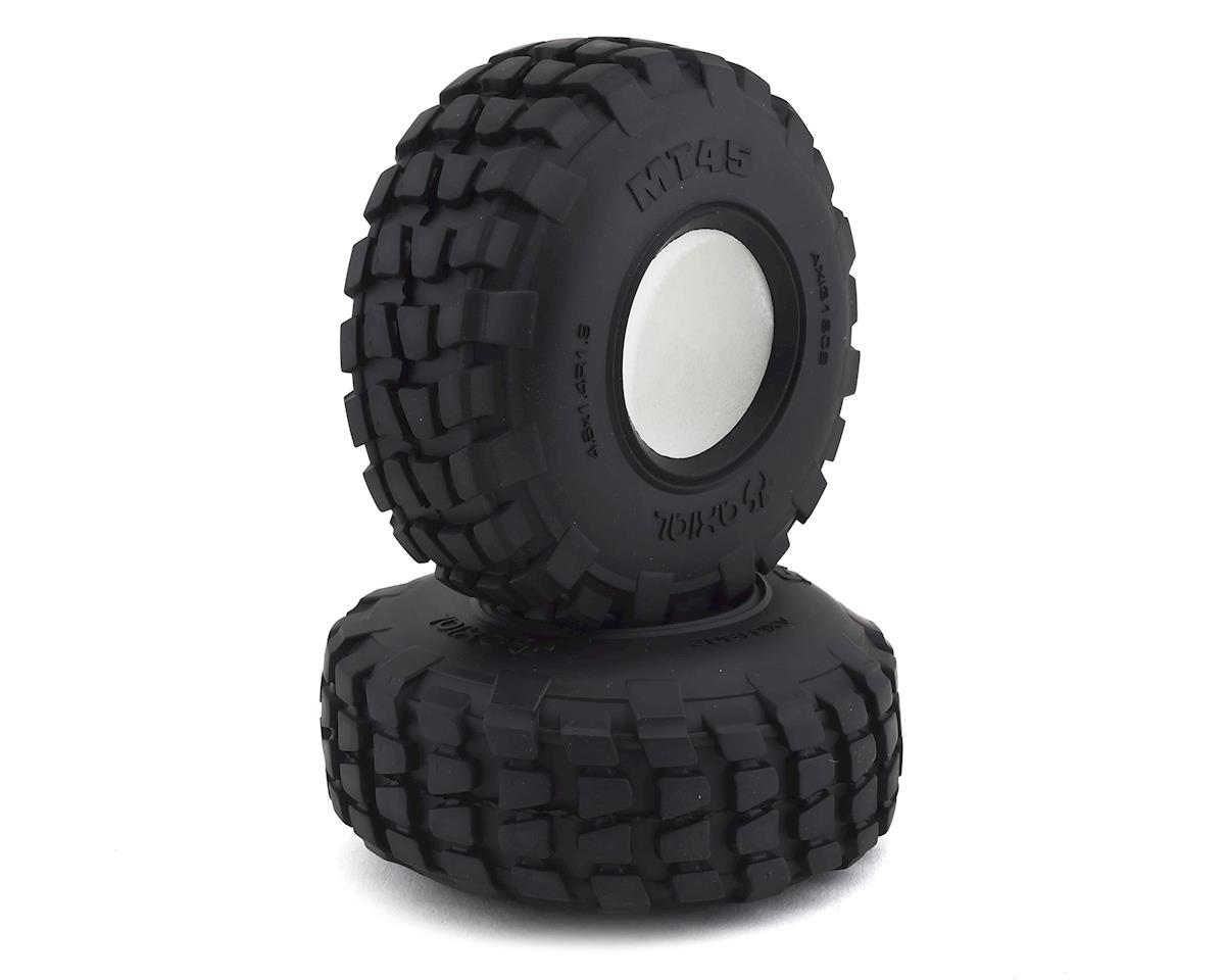 "Axial MT45 1.9"" Rock Crawler Tires (2) (R35)"