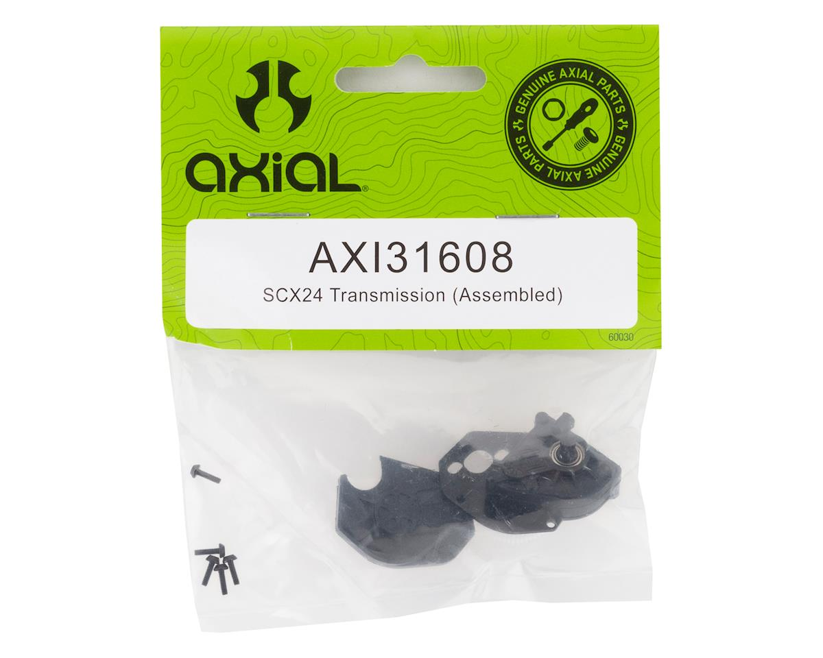 Axial SCX24 Transmission