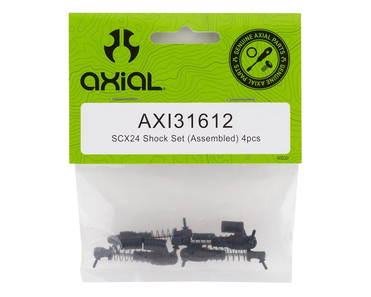 Axial SCX24 Shock Set (4)