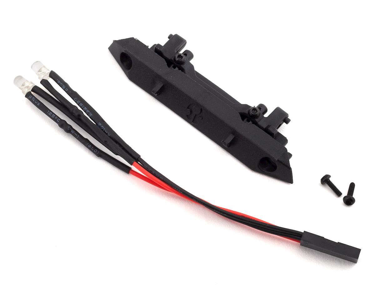 Axial SCX24 CRC Front Bumper w/LED (2)