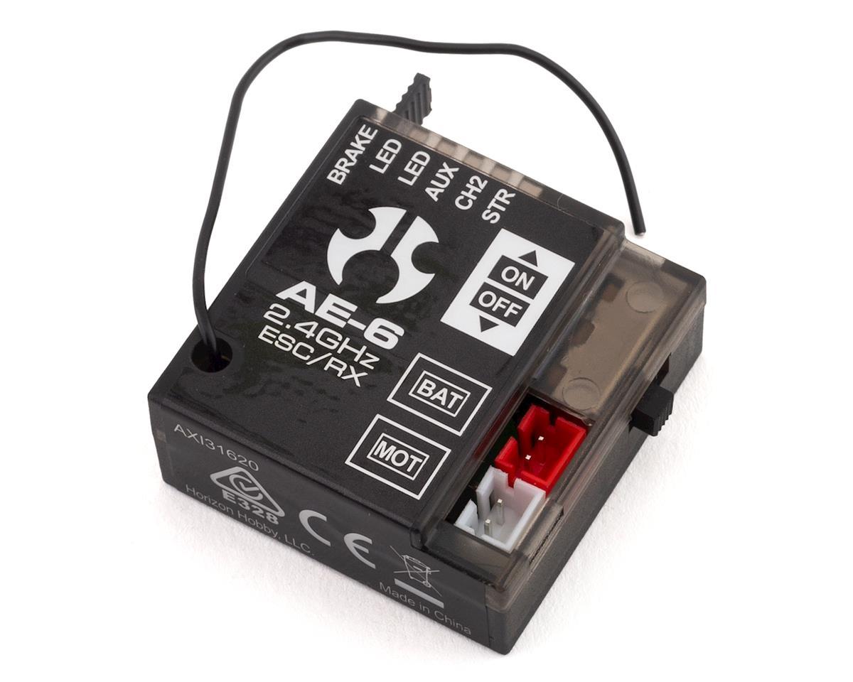Axial SCX24 AE-6 ESC/Rx Combo