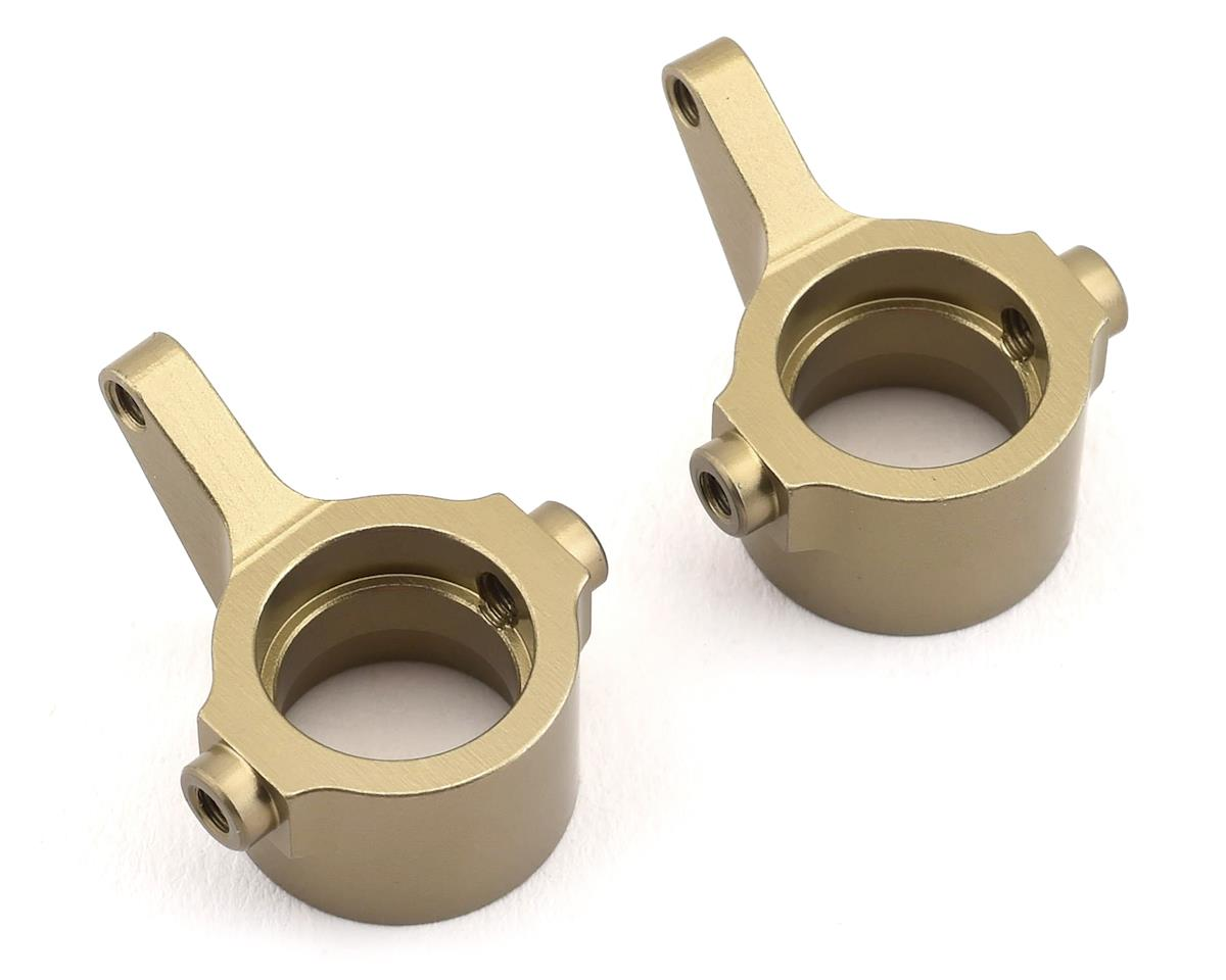 Axial 1/18 Yeti Jr Aluminum Steering Knuckle Set (Hard Anodized) (2) | alsopurchased
