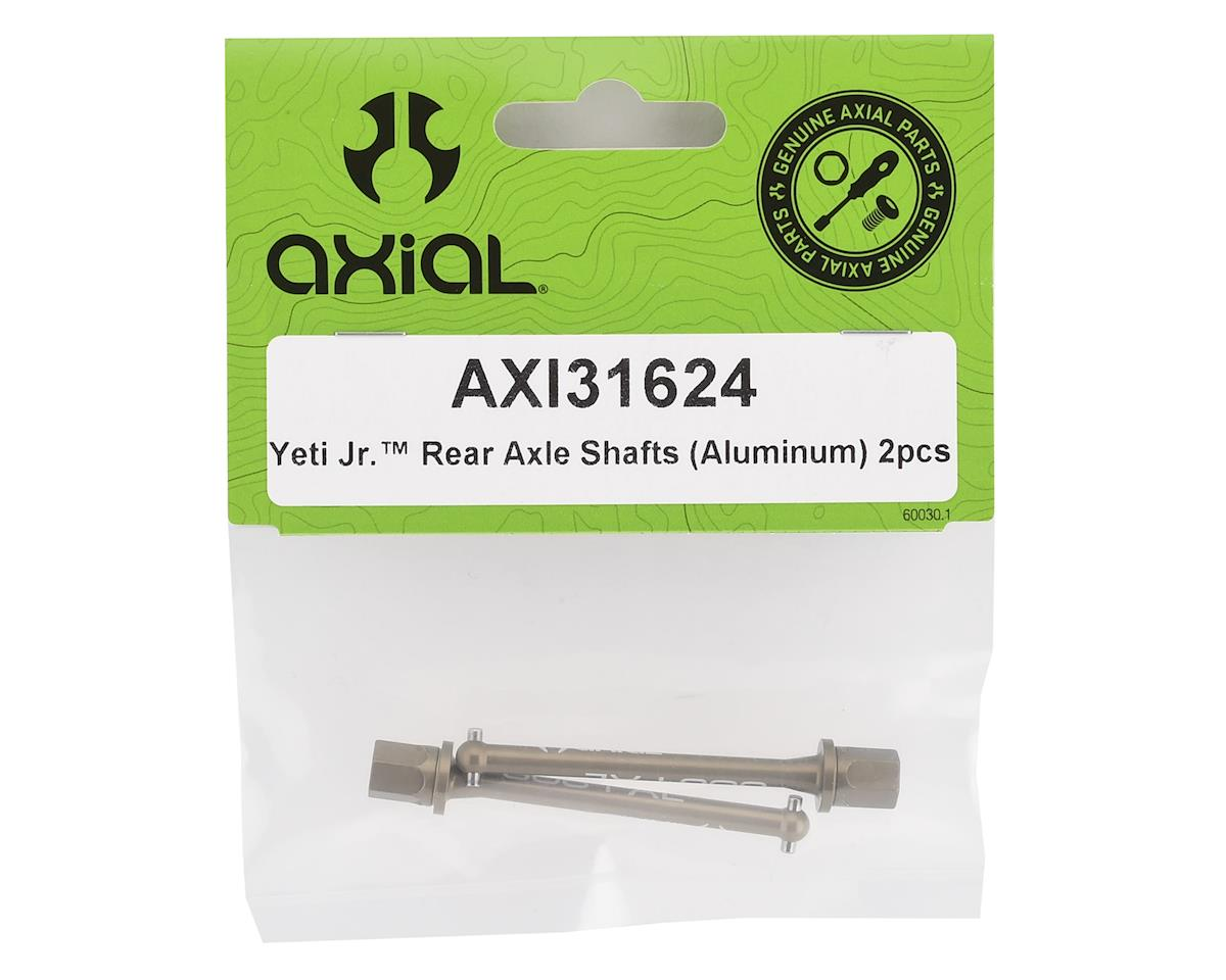 Image 2 for Axial 1/18 Yeti Jr Aluminum Rear Axle Shaft Set (Hard Anodized) (2)
