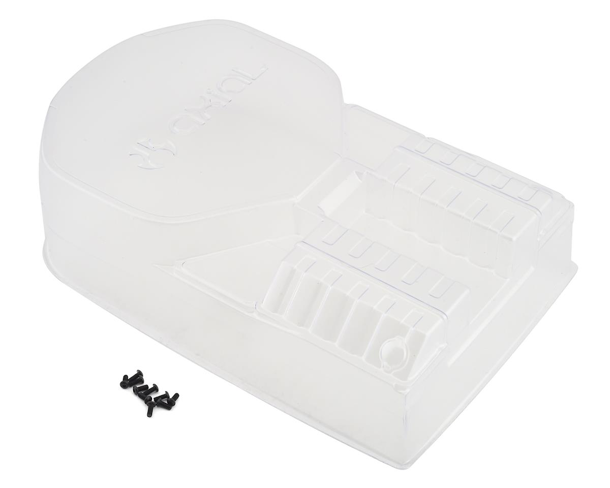 Axial UMG10 Rear Bed Sides (Clear)