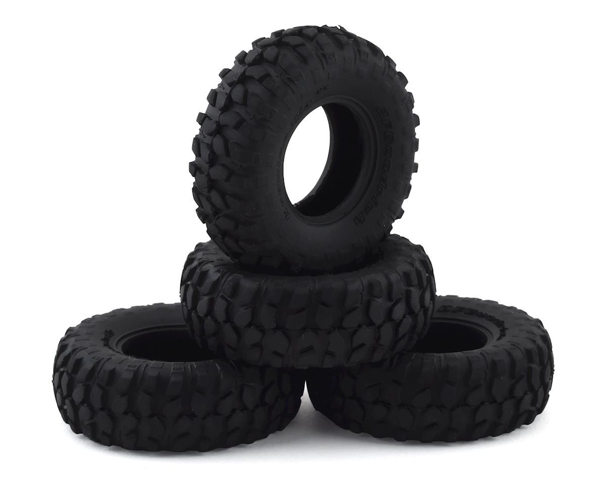 """Axial SCX24 1.0"""" BFGoodrich Krawler T/A Tires (4)"""