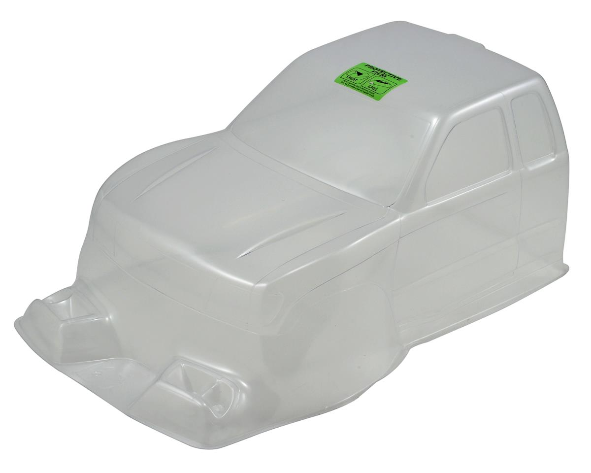 "Axial Trail Honcho Clear Truck Body w/Molded Rear Cage (.040"") 