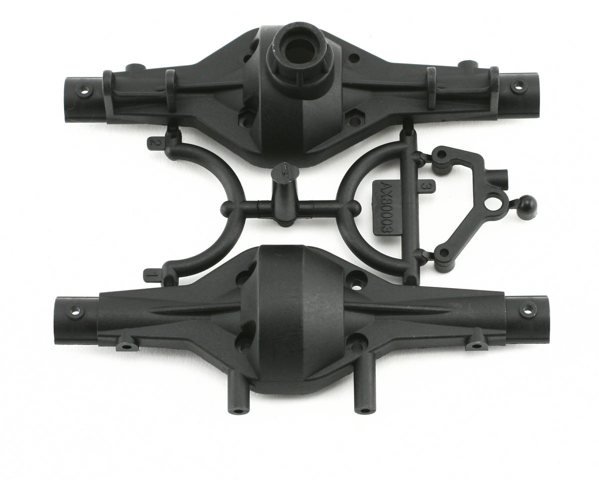 Axial Racing Solid Axle Set: AX10 Scorpion