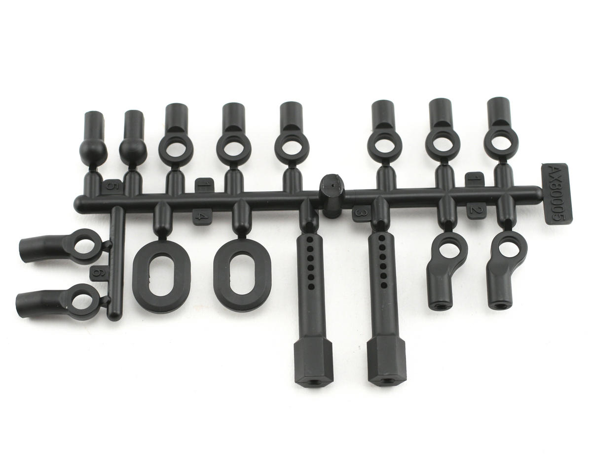 Axial Racing Linkage Set: AX10 Scorpion
