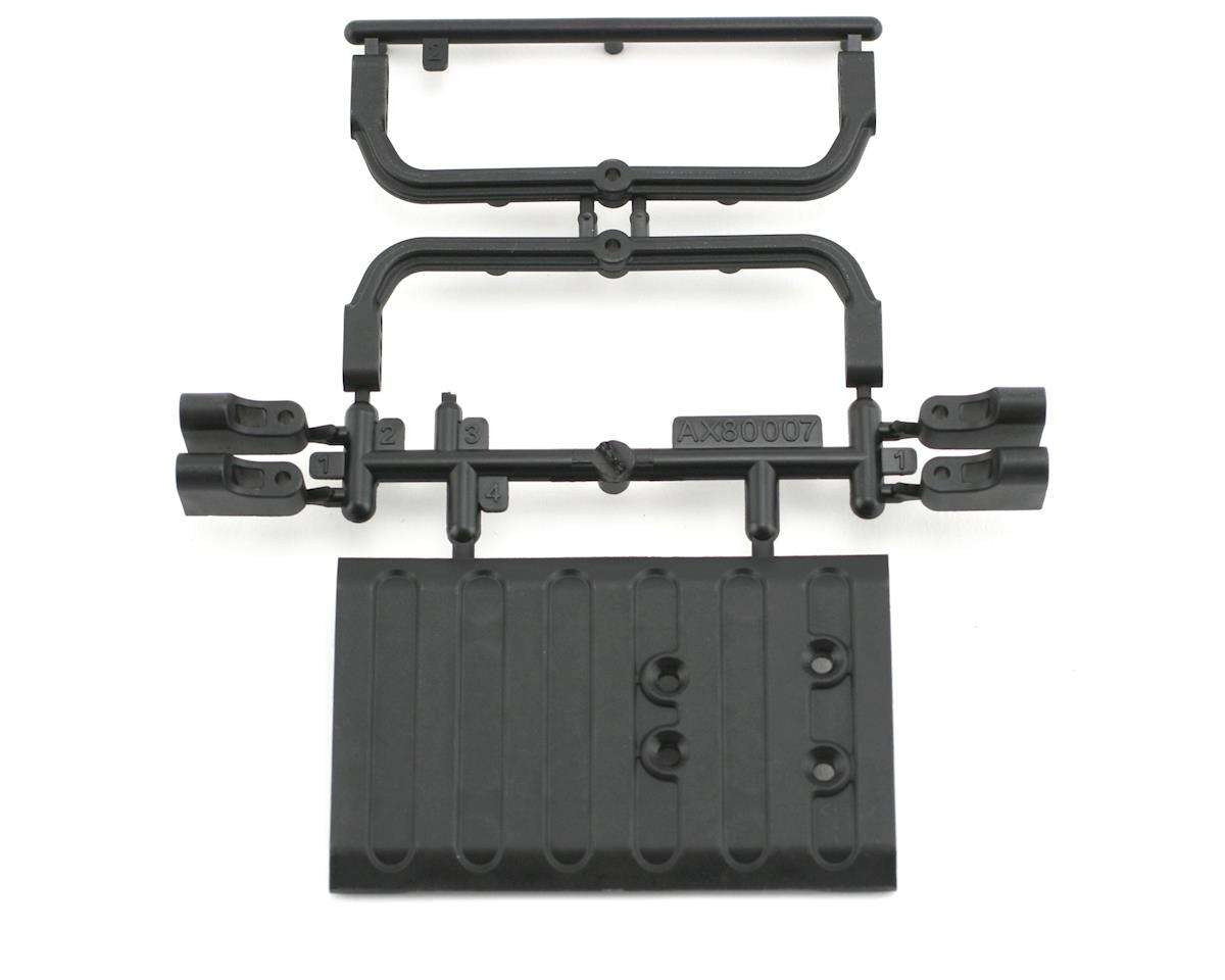 Axial Radio/Transmission Mounting Set: AX10 Scorpion
