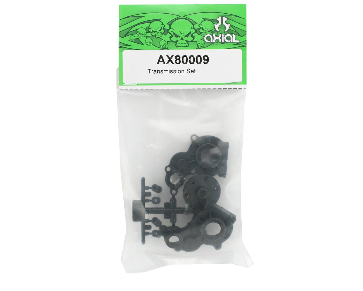 Axial Racing Transmission Set: AX10 Scorpion
