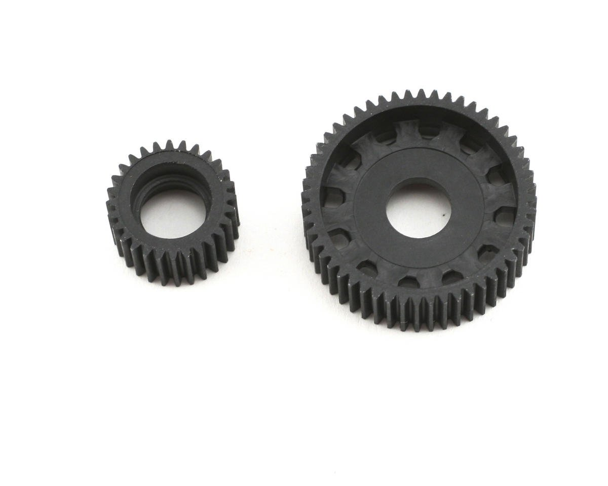 Axial Gear Set