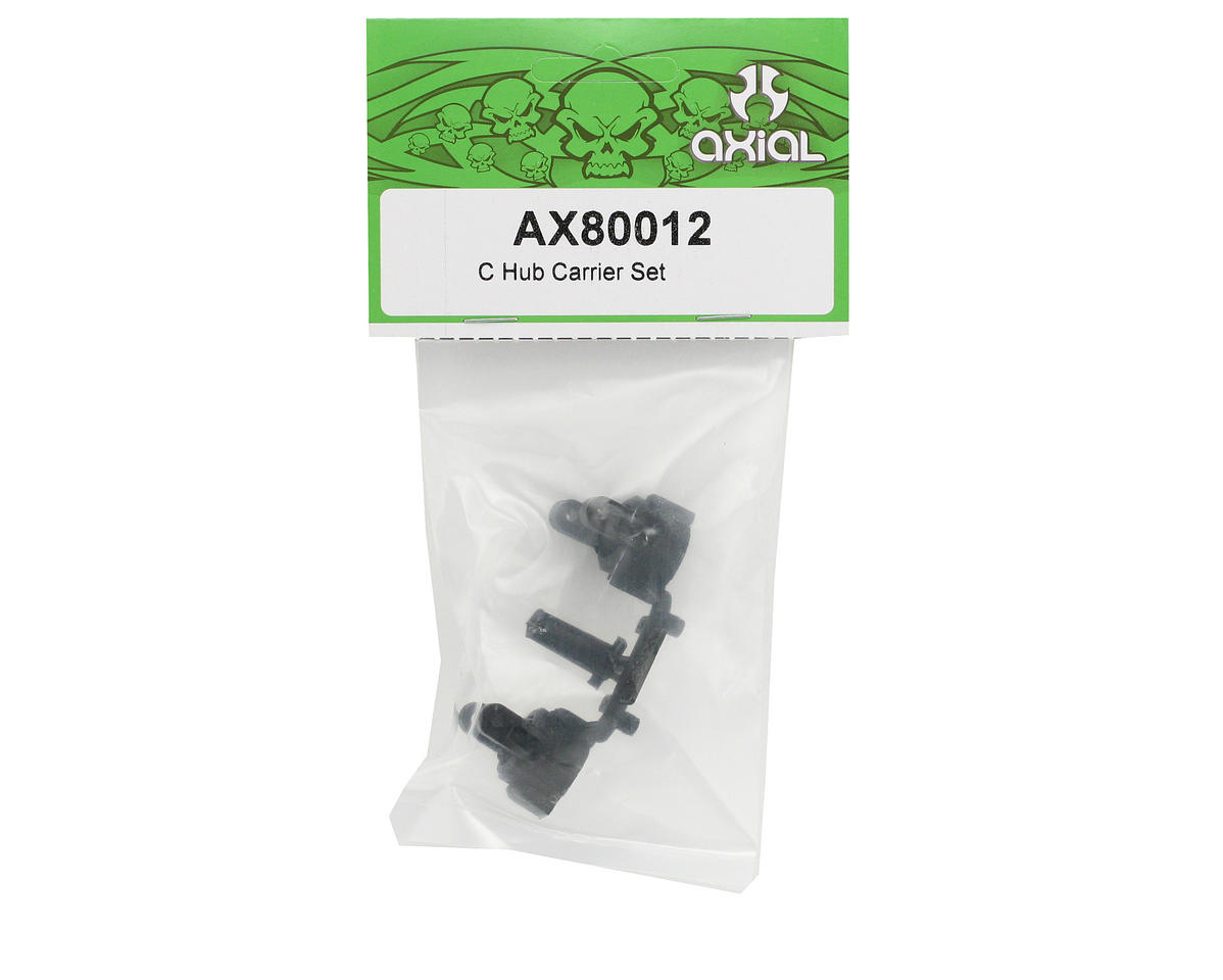 C Hub Carrier Set: AX10 Scorpion by Axial
