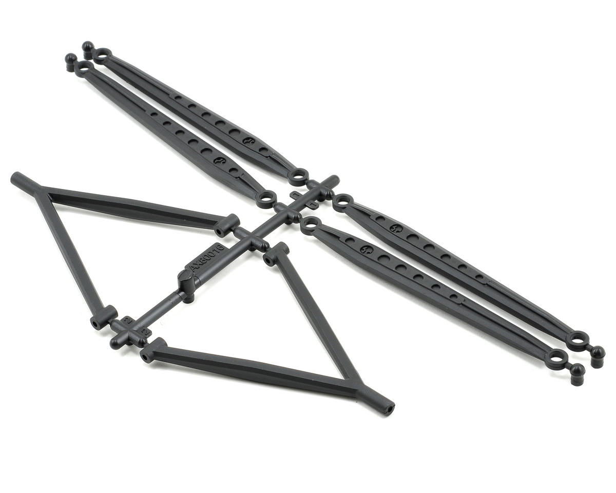 Axial Racing Linkage Parts Tree