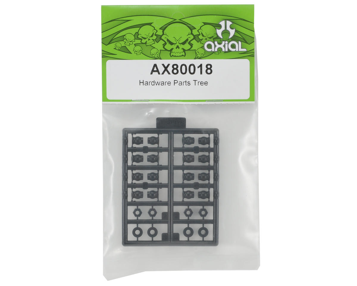 Axial Racing Nylon Hardware Parts Tree