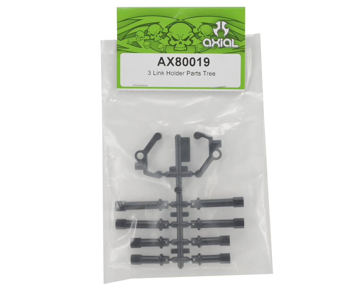 Axial 3 Link Holder Parts Tree