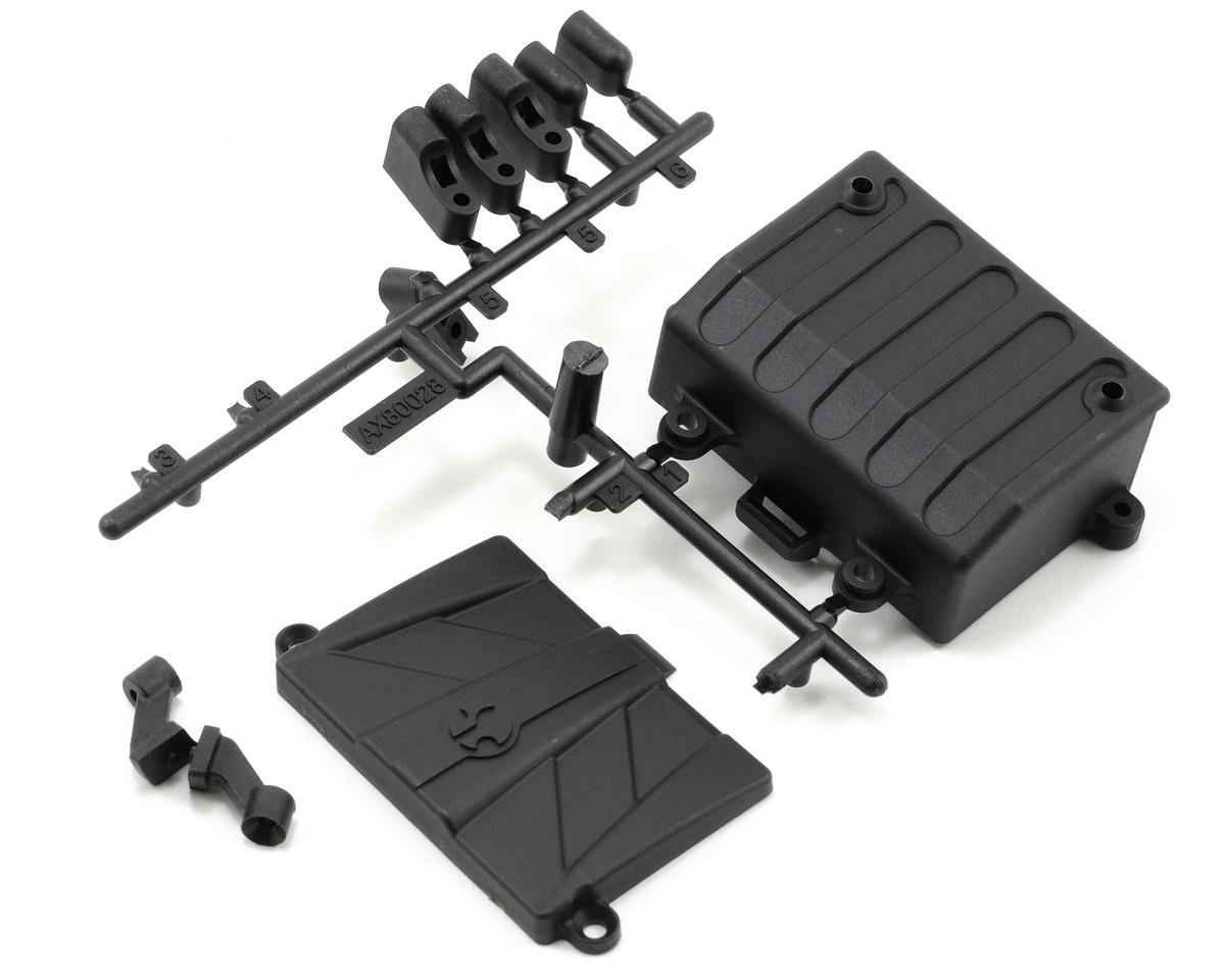Axial Radio Box Parts Tree | relatedproducts