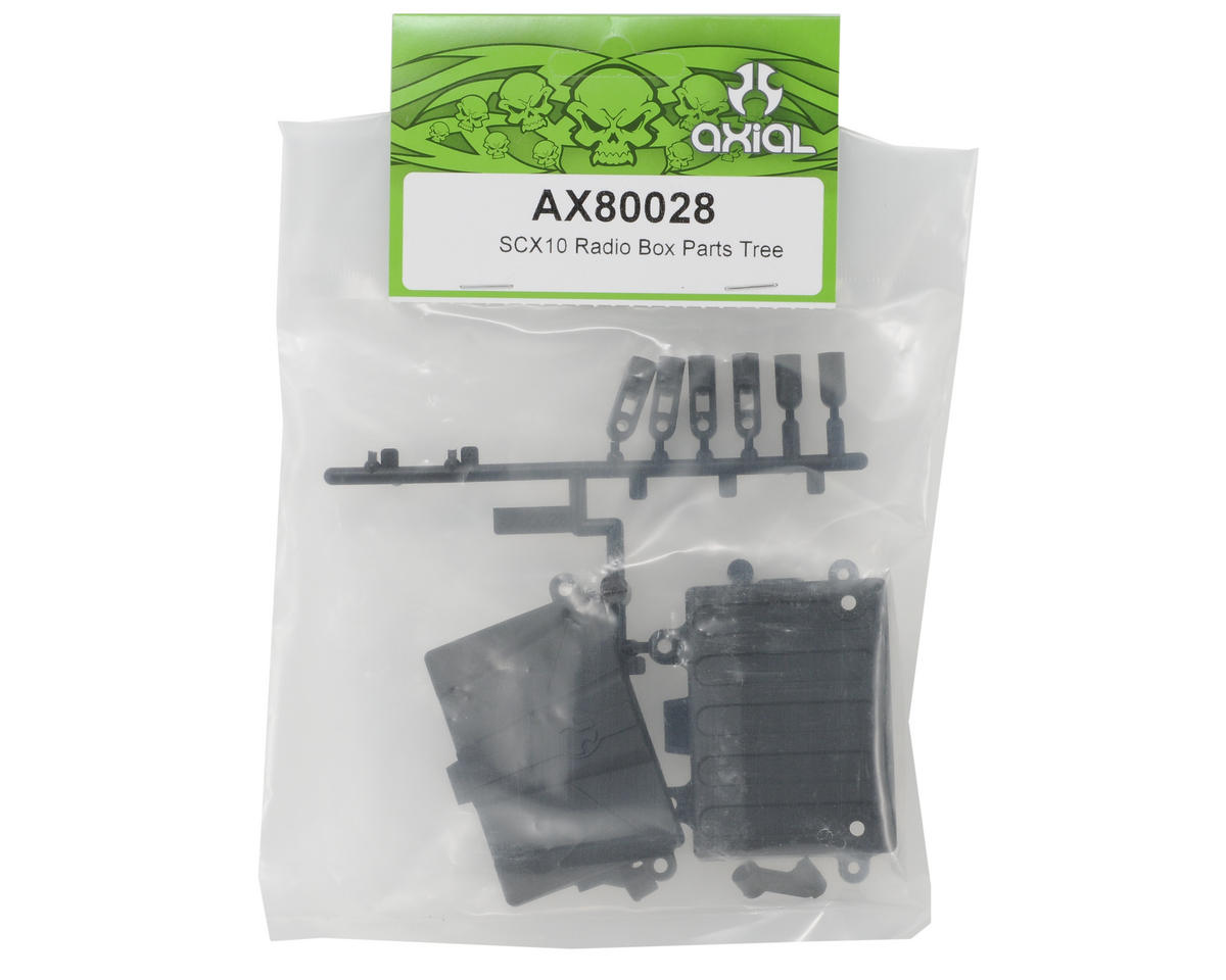 Radio Box Parts Tree by Axial Racing